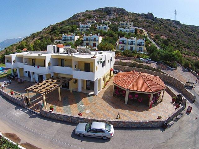 Golden Villas Crete Booking