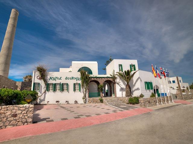 Book Now: Scorpios Beach Hotel & Apartments
