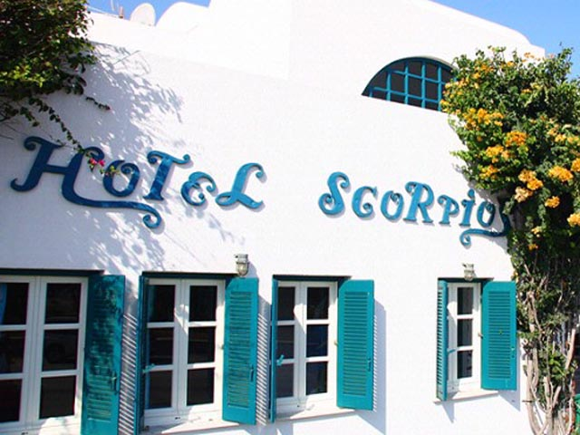 Book Now: Scorpios Beach Hotel & Apartments