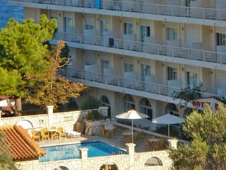 Rodini Beach Hotel & Apartments
