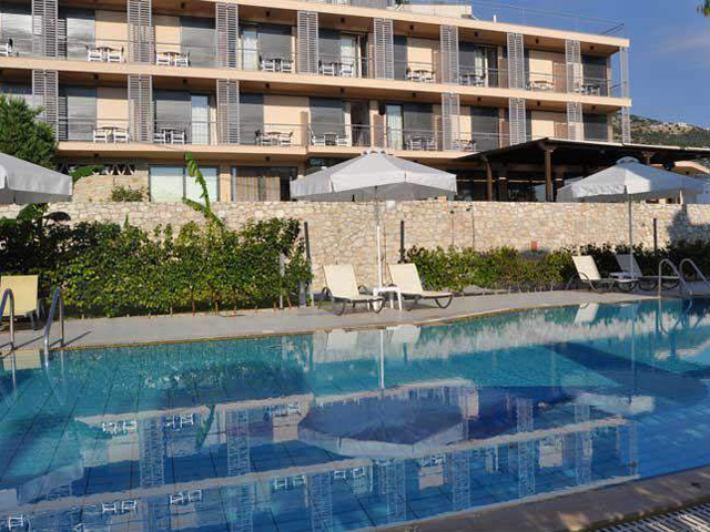 Apollon hotel tolo hotels tolo argolida peloponnese greece for Apollon greek and european cuisine