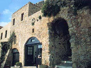 Byzantino Hotel Monemvasia